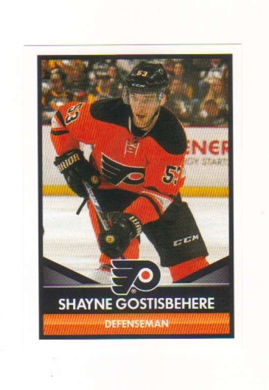 2016-17-Panini-Hockey-Stickers-Base-Cards-Pick-From-Sticker-Card-039-s-1-250