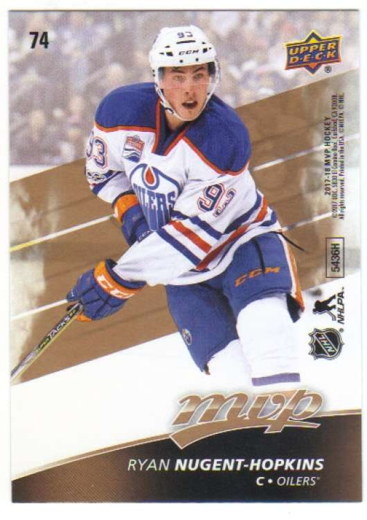 2017-18-Upper-Deck-MVP-Hockey-Puzzle-Back-Cards-Choose-From-Card-039-s-1-200 thumbnail 10