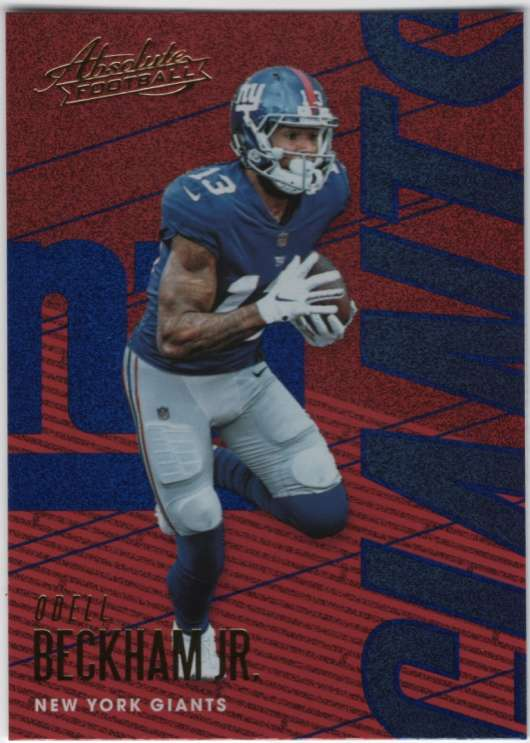 2018-Panini-Absolute-Football-Spectrum-Blue-Parallels-Choose-Card-039-s-1-150 thumbnail 29