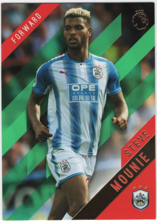 Topps Premier League GOLD 2017//2018 Huddersfield Town